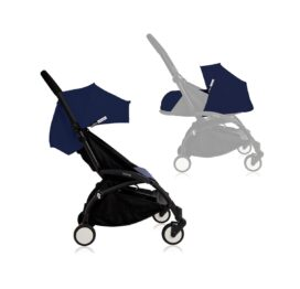 Babyzen YOYO+ Stroller from Newborn Black Air France