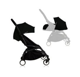 Babyzen YOYO+ Stroller from Newborn Black Black