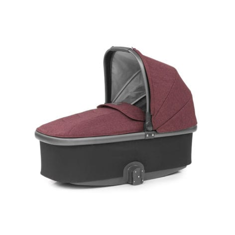 Oyster 3 Carrycot Berry