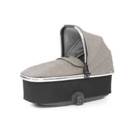 Oyster 3 Carrycot Pebble
