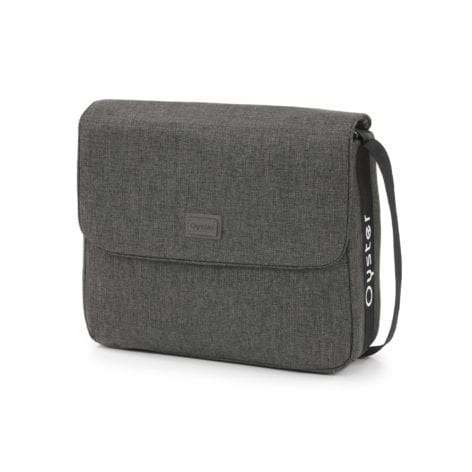 Oyster 3 Changing Bag Pepper