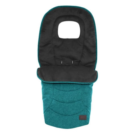 Oyster 3 Footmuff Peacock