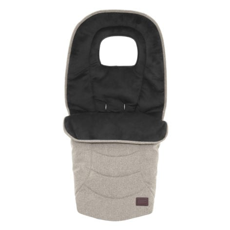 Oyster 3 Footmuff Pebble