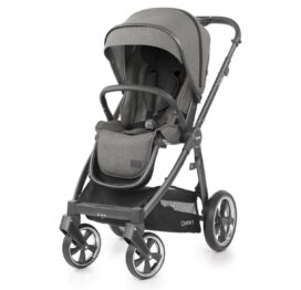 Oyster 3 Stroller Mercury City Grey