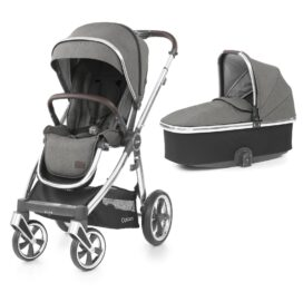 Oyster 3 Stroller plus Carrycot Mercury Mirror