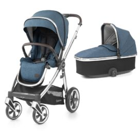 Oyster 3 Stroller plus Carrycot Regatta