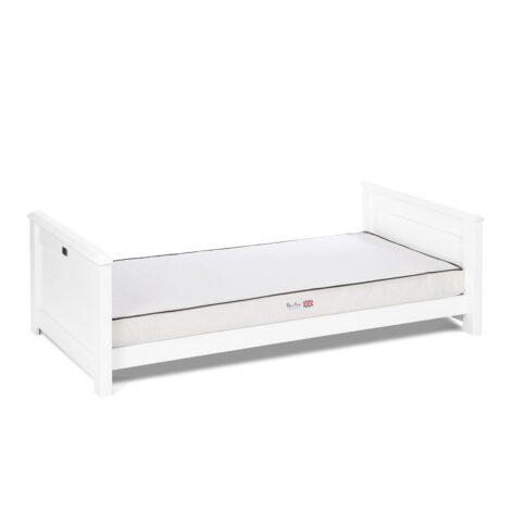 Silver Cross Nostalgia Cot Bed Pure White