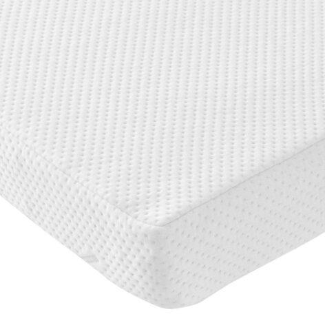 Tutti Bambini Natural Coir Fibre Cot Bed Mattress
