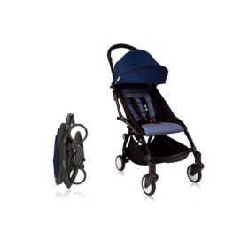 Babyzen YOYO+ Stroller 6m+ Black Air France