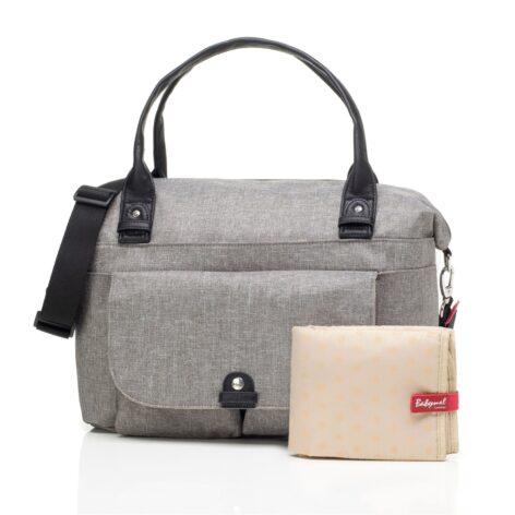 Babymel Jade Changing Bag Grey