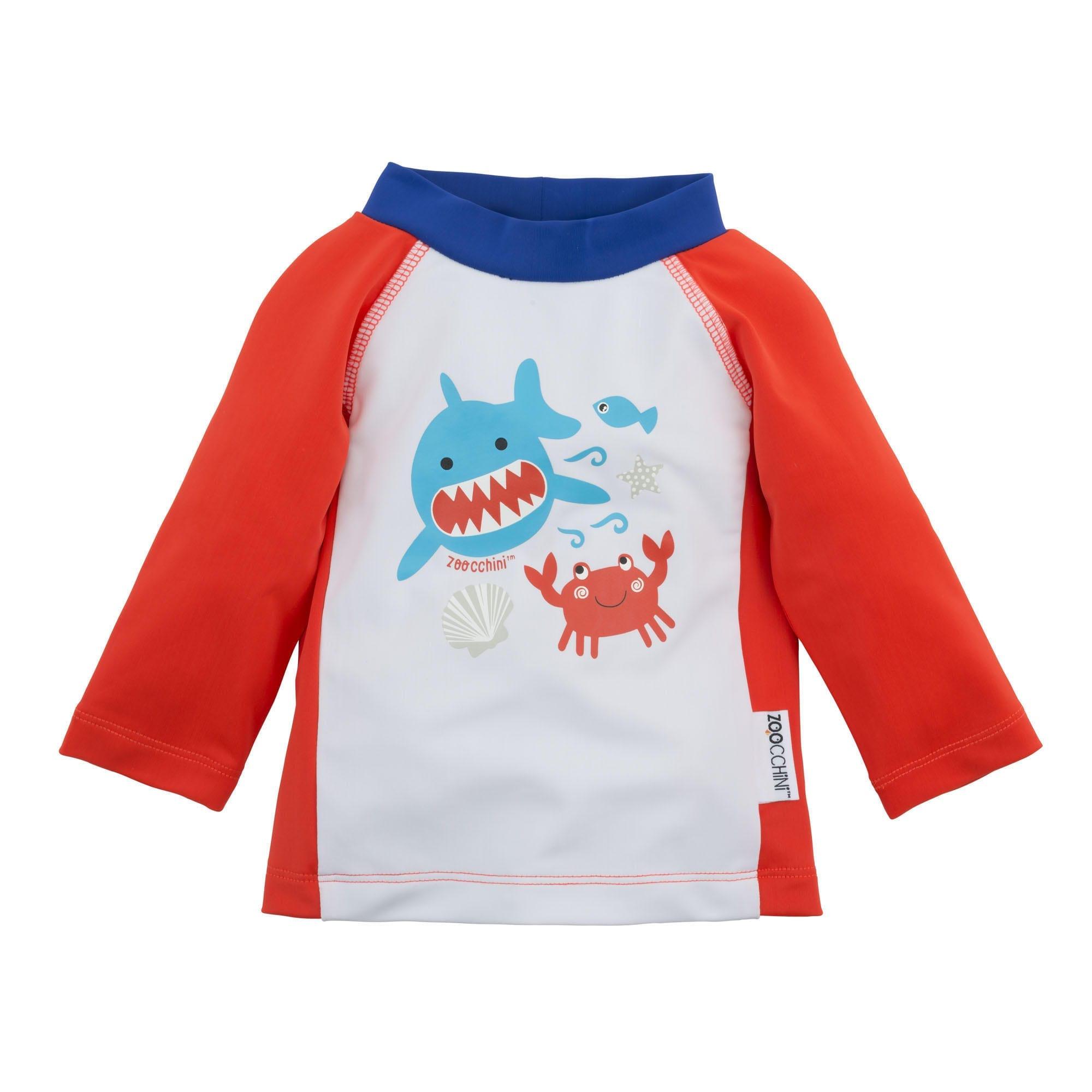 Zoocchini Baby Rashguard Shark