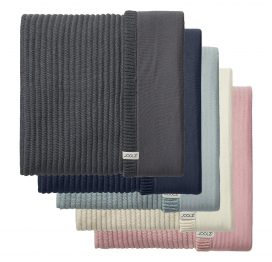 Joolz Essentials Organic Ribbed Knitted Blanket