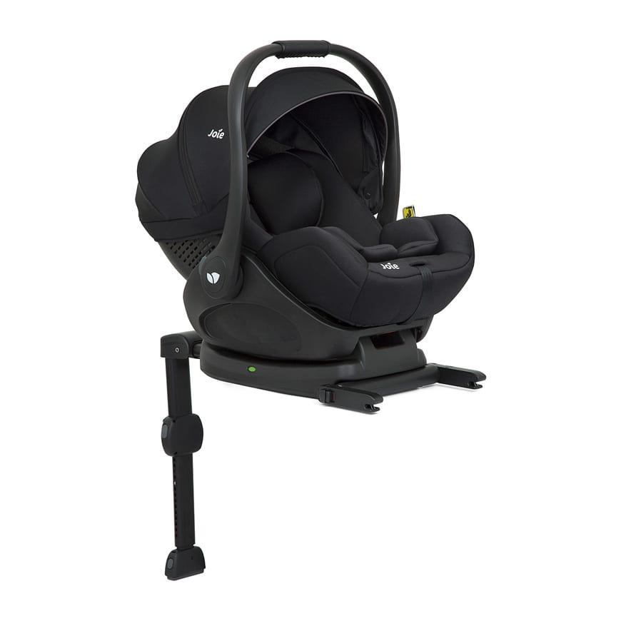 Joie I-Level i-Size Car Seat - Including i-Base LX Coal