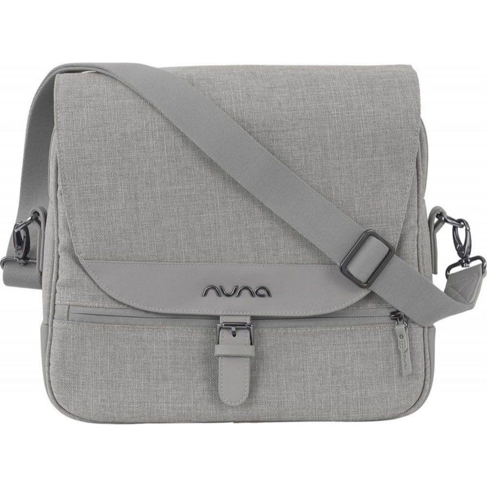 Nuna Diaper Bag Frost