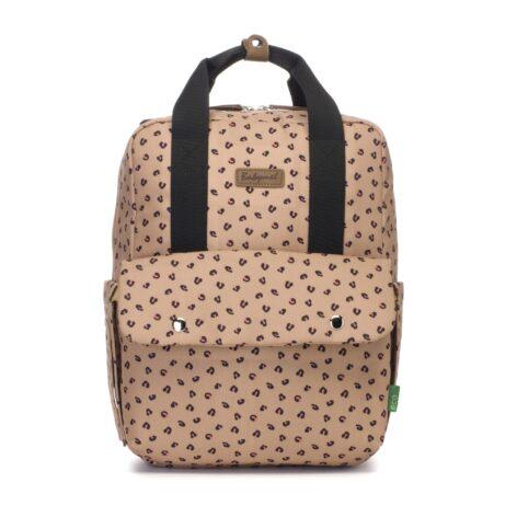 Babymel Georgi Backpack Caramel Leopard