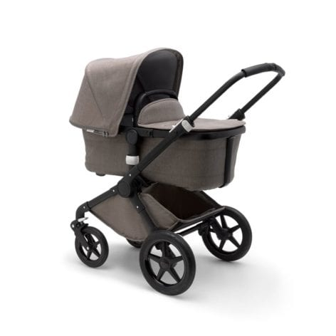 Bugaboo Fox Stroller – Black/Mineral Taupe