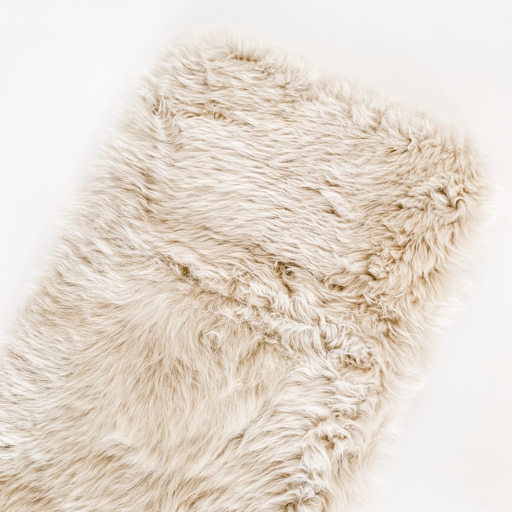 Bozz Sheepskin Wool Liner Linen
