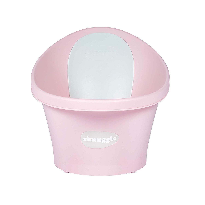Shnuggle Baby Bath Solid Pink