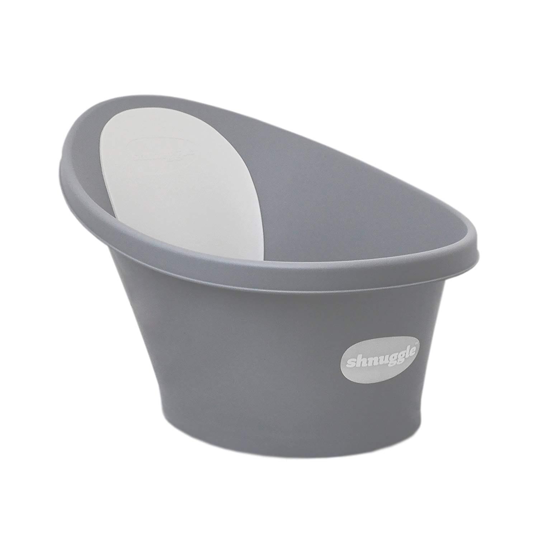 Shnuggle Baby Bath Slate Grey