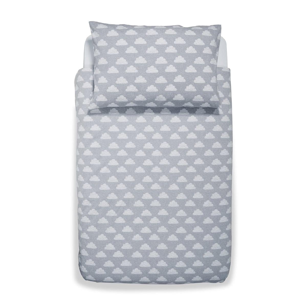 Snuz Cot Duvet Cover and Pillow Case Set (100x120cm) - Cloud Nine