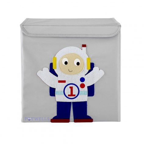 Astronaut Storage Box