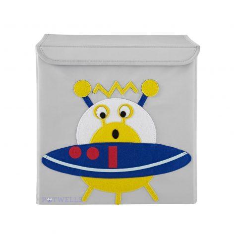 Spaceship Storage Box