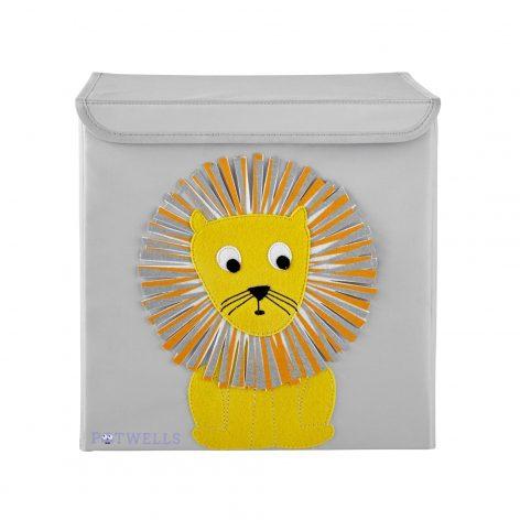 Lion Storage Box
