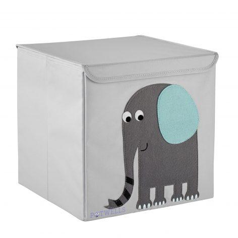 Elephant Storage Box