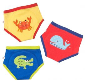 Zoocchini Training Pants Boys Ocean Friends