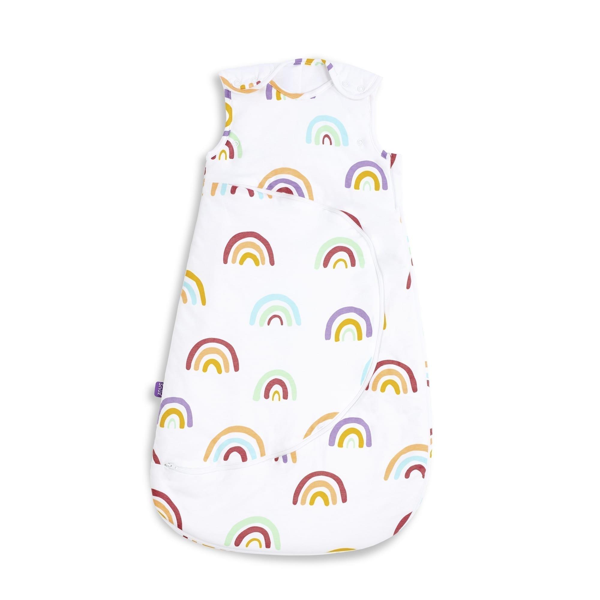 SnuzPouch Sleeping Bag Colour Rainbow