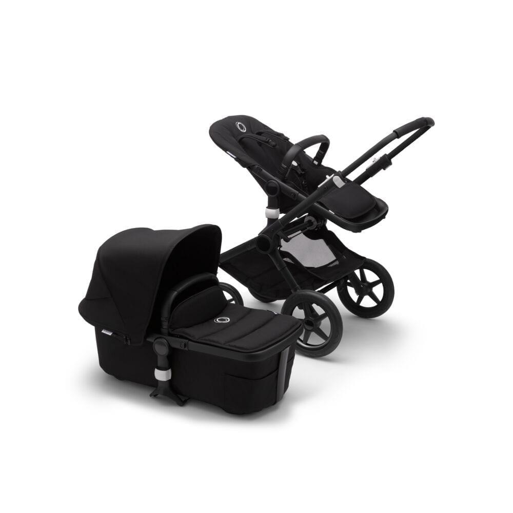 Bugaboo Fox2 Stroller BLACK/BLACK/BLACK