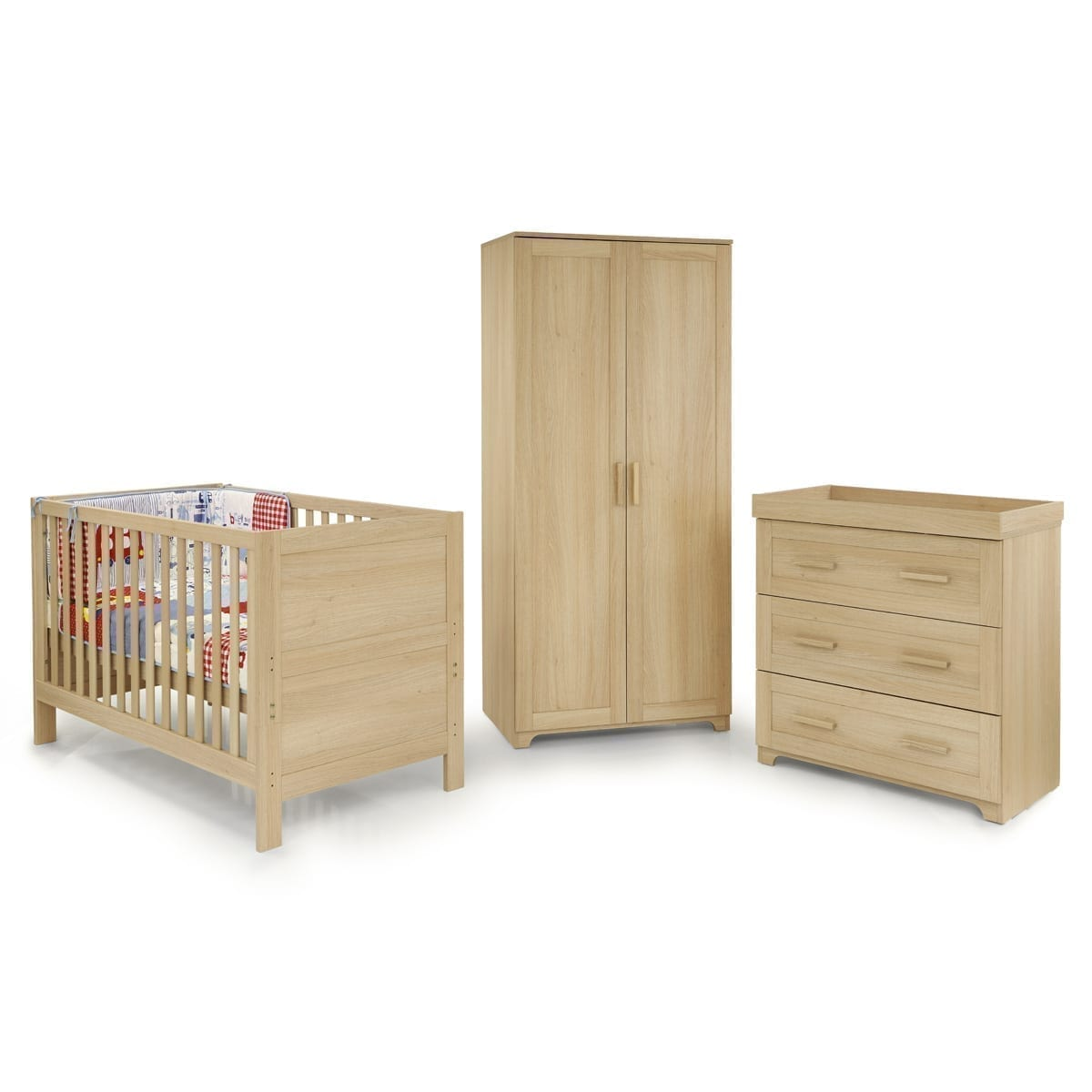 BabyStyle Monaco Nursery Furniture Set