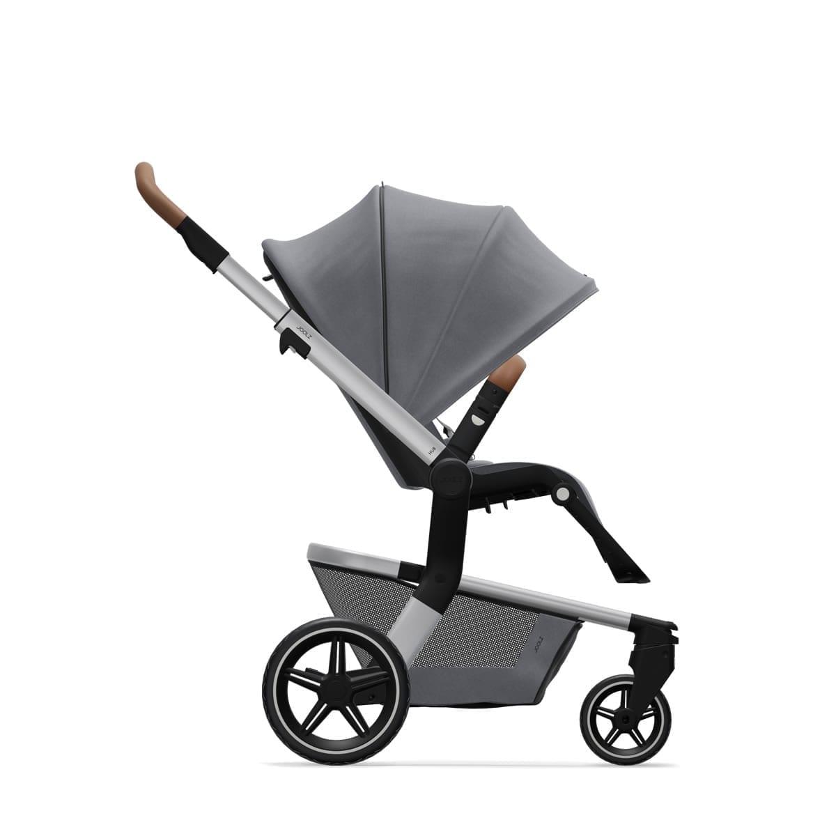 Joolz Hub+ Stroller Gorgeous Grey