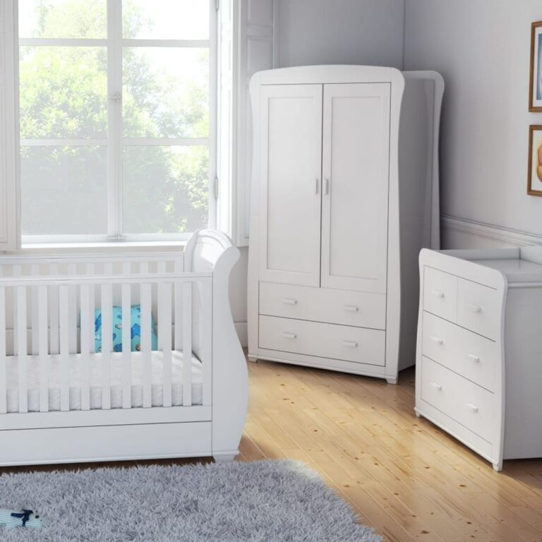 Babymore Bel Room Set White