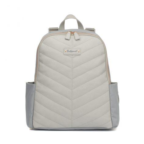 Babymel Gabby Backpack Pale Grey