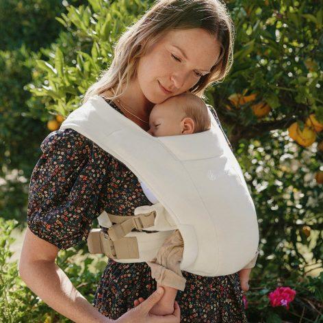 Ergobaby Embrace Cream Newborn Carrier