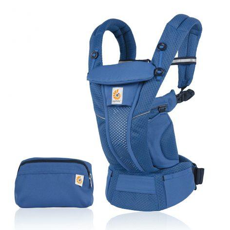 Ergobaby Omni Breeze Sapphire Blue Carrier