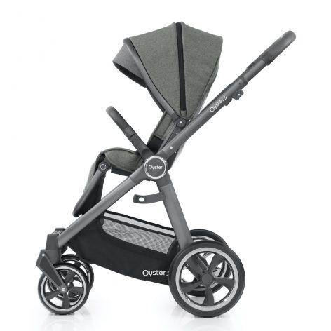 Oyster 3 Stroller Mercury (City Grey)